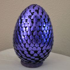 Wow!!! Dragon Eggs  Size Medium  8 inches by ArtByColette on Etsy, $120.00