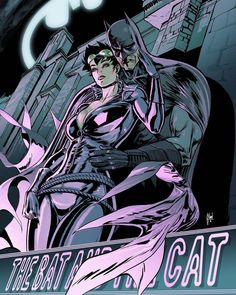 Catwoman will always fill safe with Batman having her back.food for thought Batgirl, Catwoman Y Batman, Catwoman Cosplay, Batman Art, Comic Book Artists, Comic Book Characters, Comic Character, Comic Books Art, Comic Art