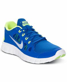 check out 897de 69a12 Nike Kids Shoes, Boys Free Run 4 Sneakers Kids - Finish Line Athletic Shoes  - Macy s