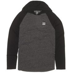 Essential Hooded Pullover | Billabong US, blk, lg...Ryan