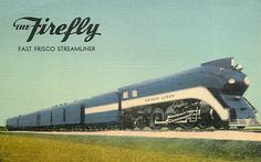 Image Detail for - File: Frisco Railroad The Firefly .JPG - Wikipedia, the free ...