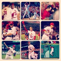 2012 with the Cardinals. What a year!