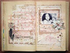 Memory book - P13 Scrapbooking Papers / AgnieszkaD