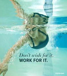 Stay fit & swim