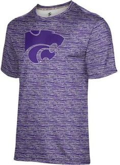 Heather ProSphere Georgia State University Boys Performance T-Shirt