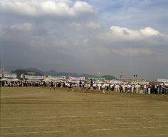 95년 구민체육대회 축구경기