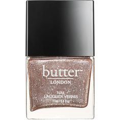 butter LONDON Nail Lacquer, Dubs 0.4 oz (12 ml) ($15) ❤ liked on Polyvore featuring beauty products, nail care, nail polish, nails, beauty, makeup, butter london nail lacquer, butter london and butter london nail polish