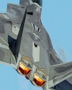 F-22 Raptor http://eyestothe-skies.tumblr.com/post/139113256983/f-22-raptor by https://j.mp/Tumbletail
