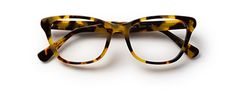 Inspired by the vintage, feminine eyeglass shapes of the 1950s and 1960s, the Nova in Goldmine is a slightly more square cat-eye with universal appeal (see our Sedgwick frame for a dramatic cat-eye). Features include premium Italian acetate, stainless steel hinges, and beveled temples. The Nova is available with scratch resistant and anti-glare prescription optical lenses.