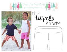 Tupelo Shorts | Craftsy