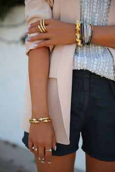 25 Reasons Mixing Gold and Silver Jewelry is SeriouslyStylish | StyleCaster