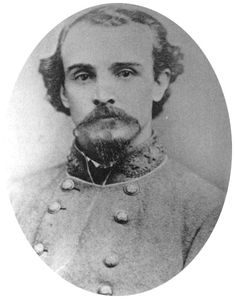 Captain Sam Carothers, Company B, 42nd Tennessee Infantry