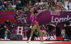 She's smart and has an awesome attitude. The Amazing Gabby Douglas's Long Journey to Gymnastics Gold - NYTimes.com