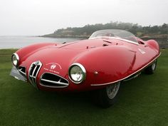 Alfa Romeo C52 Disco Volante. I wanna touch it...