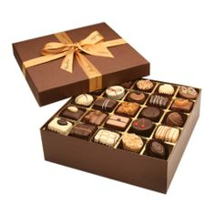 Luxury Chocolates Delivered by Post