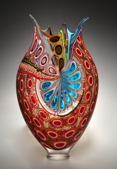 Artist - David Patchen#Vial#design#glass,flacon,decorative,bootle