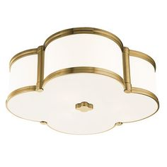 ANYWHERE... Hudson Valley Lighting Hudson Valley Lighting Chandler 3 Light Flush Mount