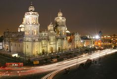 Catedral Metropolitana, Centro Histórico, Ciudad de México / Foto: Evilfreak86