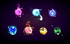 Orbs Fx by IvanBoyko