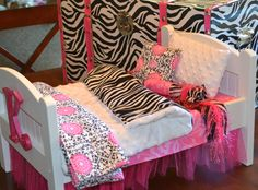 Once Upon 2 B's: American Girl Doll Beds