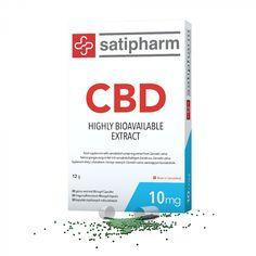 #cbd #satipharm #CBD 10mg Gelpell 30 Microgel Capsules Dosage Form, Cbd Hemp Oil, Good Manufacturing Practice, Health, Health Care, Salud