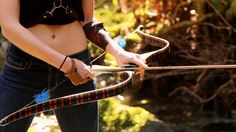 wind warrior bow and Hannah Gart Horse Bow, Recurve Bows, Archery Bows, Traditional Archery, Bow Arrows, Hunting