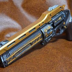 Destiny Last Word Exotic Hand Cannon by Lael Lee -
