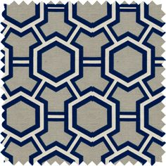 Gears - storm - Get your style in gear with this exclusive contemporary pattern. From Jonathan Adler. Textiles, Jonathan Adler, Window Design, Designer Collection, Drapery, Kids Bedroom, Fabric Design, Swatch, Diy