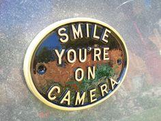 Always smile !