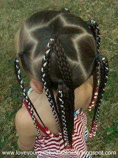 Love Your Girls Biracial Curls: Faux Hawk