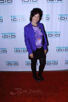Carol Kraft on the red carpet. Photo by Bob Delgadillo Events Photographer
