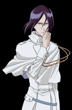 Anime/manga: Bleach Character: Ishida