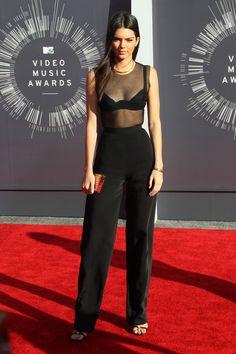 Kendall Jenner, menos es más