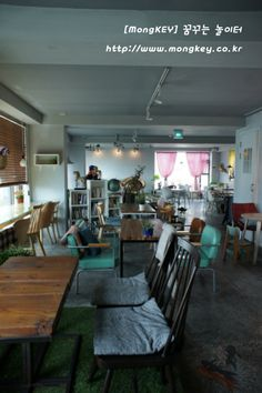 [MongKEY] 꿈꾸는 놀이터 :: 꿈꾸는 다락방에서 파스타와 커피 즐기기. 부천맛집 꿈꾸는 다락방