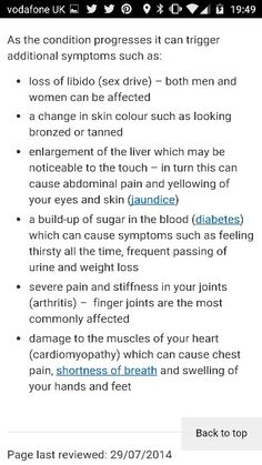 how to get rid of iron in blood