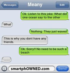 Page 15 - Autocorrect Fails and Funny Text Messages - SmartphOWNED
