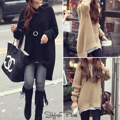 Chic winter outfit :)