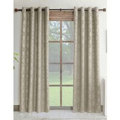 window curtains allen roth and curtain panels on pinterest
