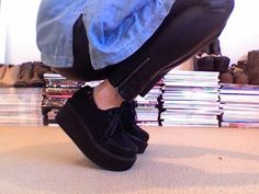 Creepers Platform Shoes