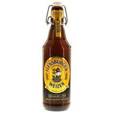 Cerveja Alemã Trigo Flensburger Weizen 500ml