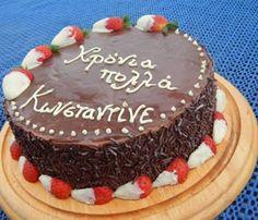 Happy Birthday, Birthday Cake, Greek Quotes, Desserts, Blog, Gifts, Happy Brithday, Tailgate Desserts, Deserts