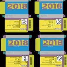 2018 Internal Alchemy Calendar