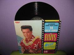 """Elvis Presley """"Blue Hawaii Original Motion Picture Soundtrack"""""""