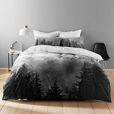 Our Helsinki Quilt Cover set will bring a fresh and striking new look to any bedroom within your home.Quilt Cover SetOne Pillowcase (Single)Two...