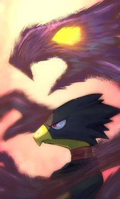 Dark Shadow & Fumikage Tokoyami (My Hero Academia) Boku No Hero Academia, My Hero Academia Manga, Manga Anime, Fanarts Anime, Tokoyami Boku No Hero, Tamako Love Story, Tribute, Hero Wallpaper, Fan Art