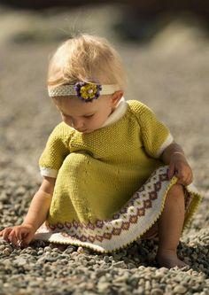 Garnpakke: Hentesett - Knitting Inna Cowboy Hats, Cover Up, Denim, Knitting, Children, Dresses, Style, Fashion, Caps Hats
