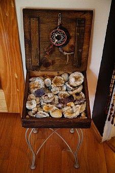 Rocks in a box