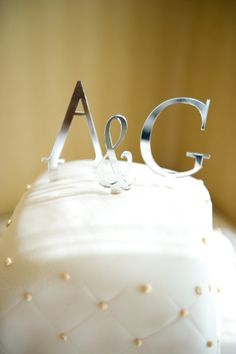"""gay wedding, """"the &"""" perfect cake topper solution if you are keeping your name and you don't want two leather daddies up there"""