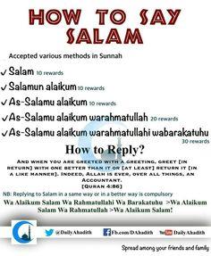 Islamic Greetings