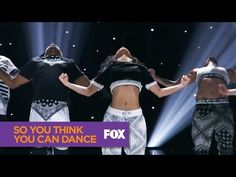SO YOU THINK YOU CAN DANCE | Team Street: Top 16 Perform + Elimination | FOX BROADCASTING - YouTube